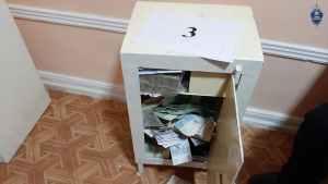 27-летнюю взломщицу сейфа поймали в кафе Ташкента