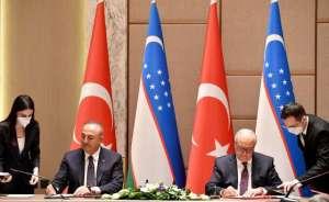 Анкара и Ташкент подписались на двухлетнее политсотрудничество