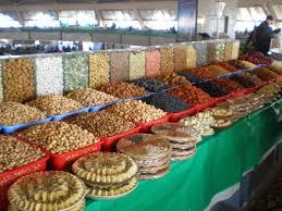 Новые сборы введены на рынках Ташкента
