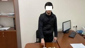 Черного криптовалютчика повязали в Ташкенте