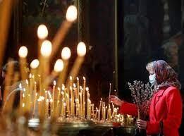 Православные встречают Страстную пятницу