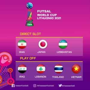 Узбекские футзалисты получили путевку на Кубок мира в Литву