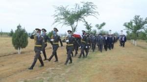 Павший в годы войны узбекский солдат из Каттакургана вернулся домой
