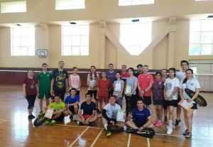 СК «И.М.Губкин» провел Открытый турнир по бадминтону среди студентов вузов