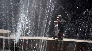В Узбекистане жара пойдет на спад