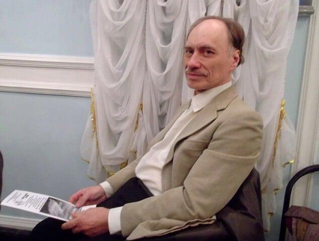 В Ташкенте умер русский поэт Александр Курышев