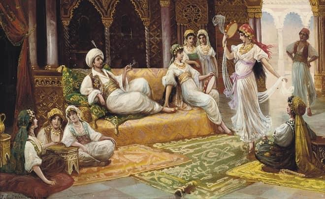 Откуда взялся «гарем» Ирины Винер