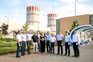 Делегация МЧС Узбекистана отчиталась о посещении Нововоронежской АЭС