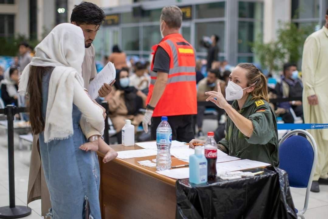 Через Ташкент нарастает поток беженцев из Афганистана