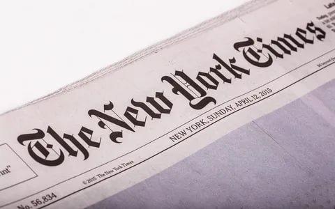 Мария Захарова посмеялась над «Нью-Йорк Таймс»