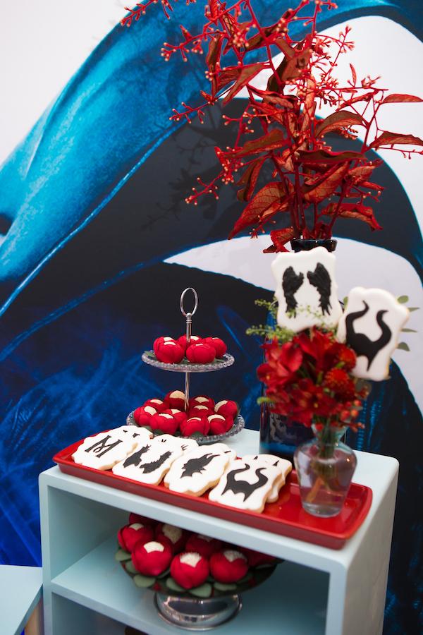 festa infantil malevola doces decorados
