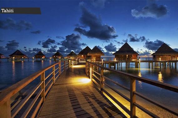 Tahiti-Megtur