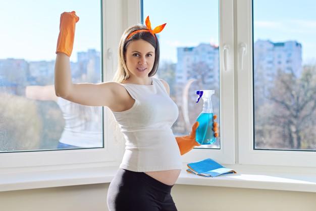 Tips para mantenerte bella en el embarazo
