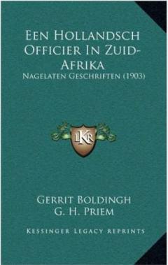 Boldingh - nagelaten geschriften (1903)