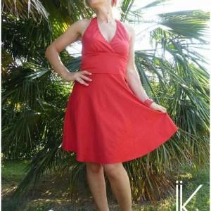 Vestito sartoriale anni 50 Shirley MacLaine
