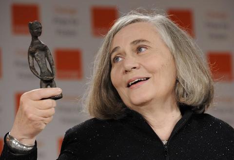 Мэрилин Робинсон также является лауреаткой Пулитцеровской премии