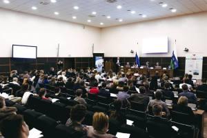 Сотни Тюменцев приняли участие во Всероссийском правовом диктанте