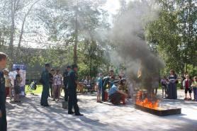 В Тюмени в День города прошел восьмой «Фестиваль соседей»
