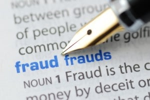 Fraud - Dictionary Series