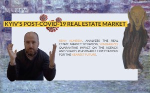 sean almeida about covid-19 & real estate