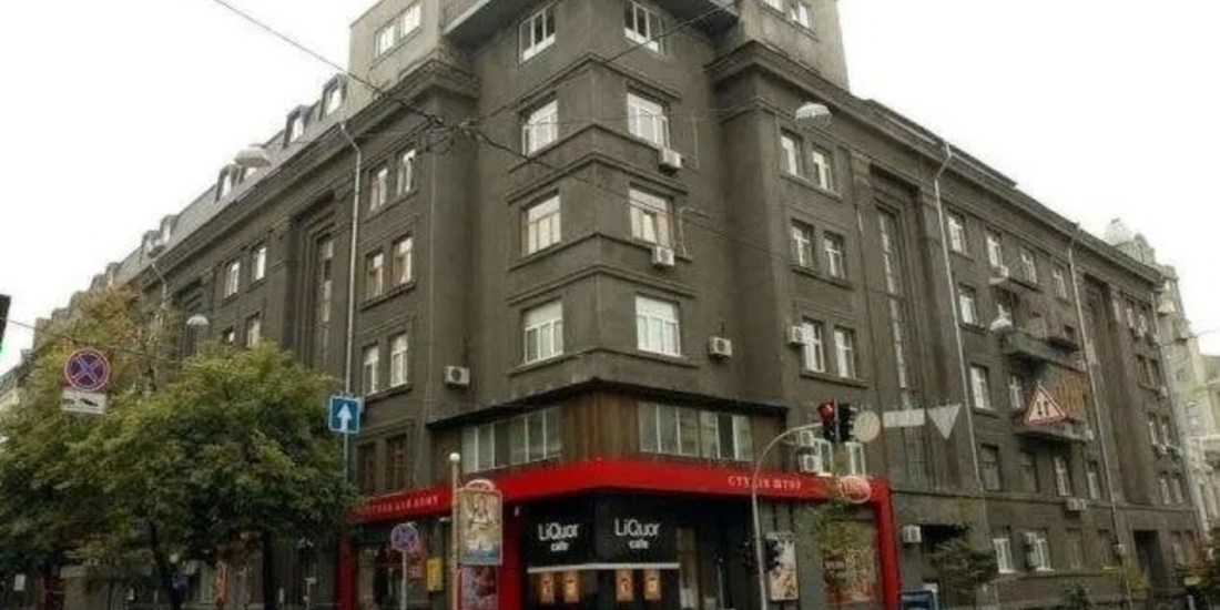 historical house in kyiv