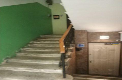 entrance Pyrohova 5