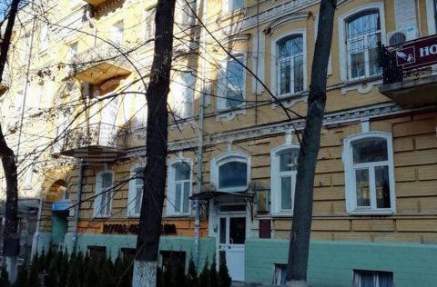 building facade Pyrohova 5