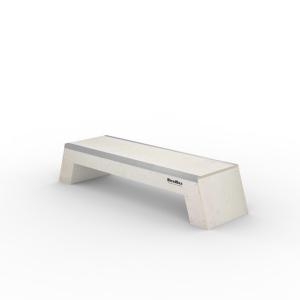 HighLedge Bench von ShredBox Skateramps