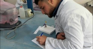 تطبيق امتحان (OSCE) في الكلية