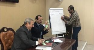 انتخابات نقابة الاكاديمين العراقيين