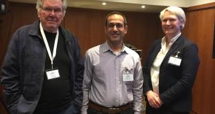 Dr. Assistant Professor Haider Kaab, one of faculty member in the department of pathology and poultry diseases has participated in the international conference of poultry science which held at Edinburgh in United Kingdom