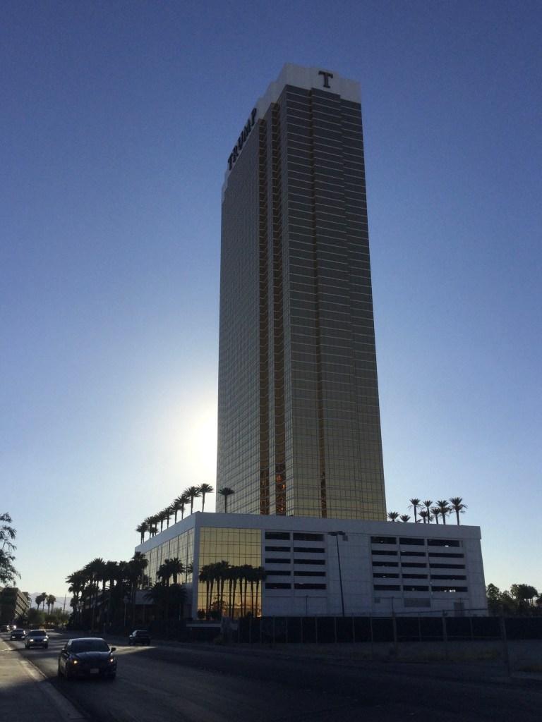 Отель Trump