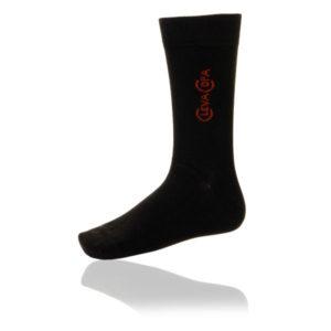 Les chaussettes avec cuivre
