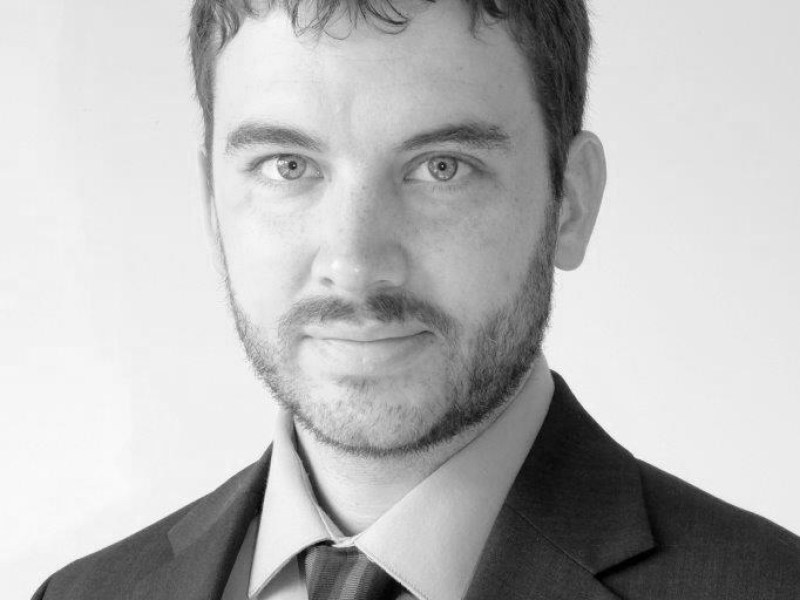 Dr Nick Portrait