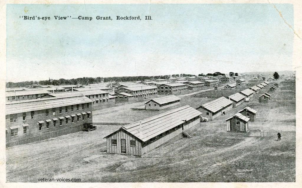 Camp Grant, Rockford, Illinois