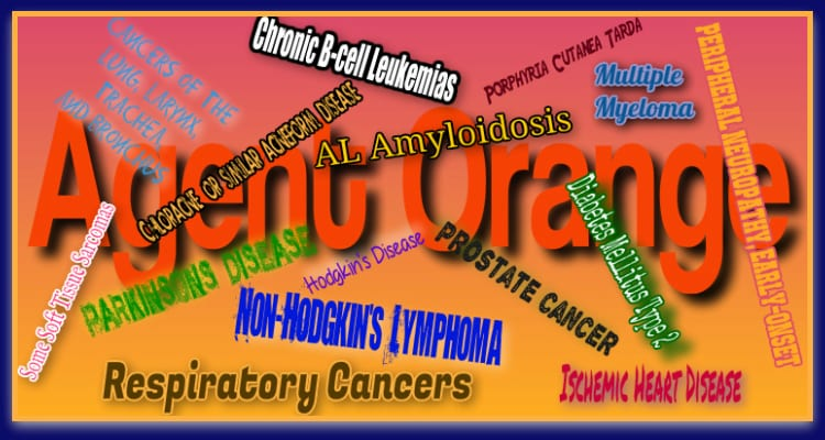 Diseases Associated With Agent Orange
