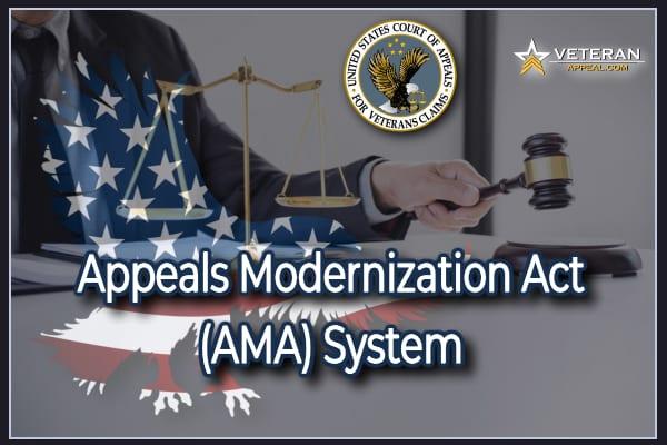 Appeals Modernization Act System