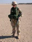 Melissa Stockwell Army Veteran