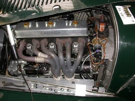 Lagonda Motorausbau