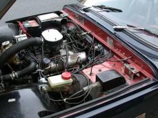 TVR Motorraum