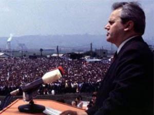 Milosevic 1989 Kosovo