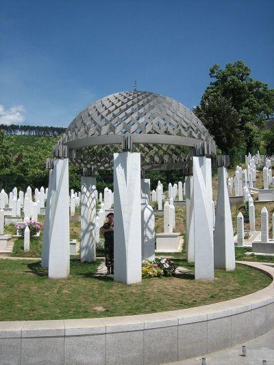 Alija mezar