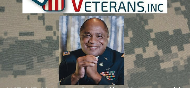HST 017: Veterans Counseling Veterans with Tony Williams
