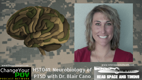 HST041: Neurobiology of PTSD with Dr. Blair Cano