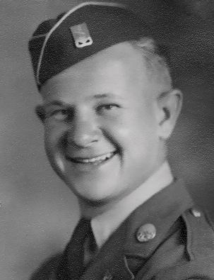 Cpl. Jack Francis Lindenman, Army, WWII
