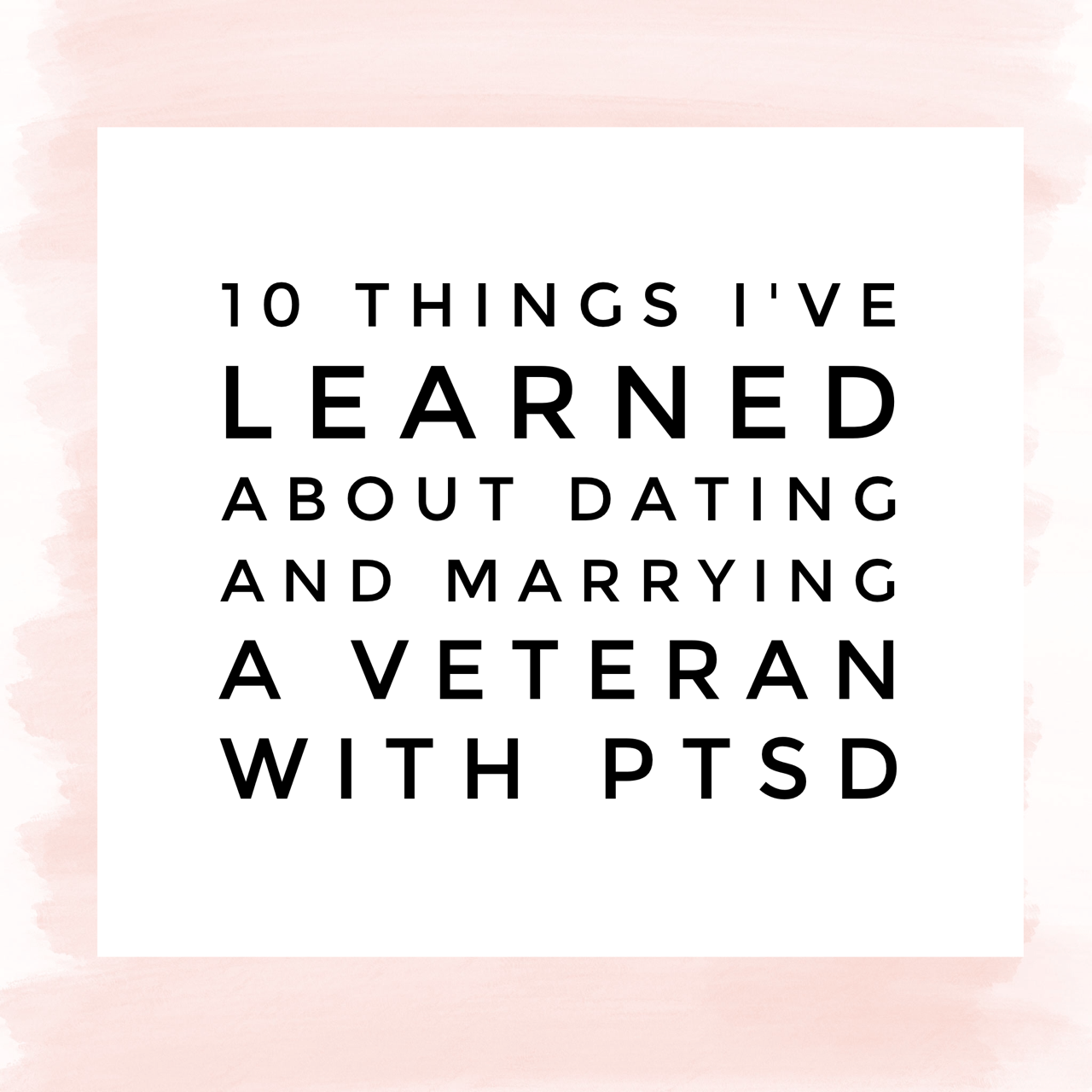 Dating PTSD