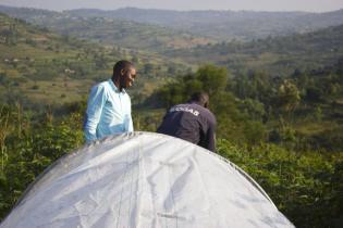Biogas, Rwanda, Dierenartsen Zonder Grenzen