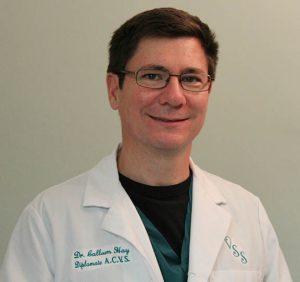 Dr. Callum Hay, DVM