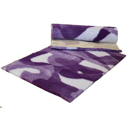 Vetfleece Non-Slip Camoflage Purple White