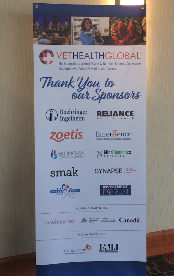 Thank you to sponsors